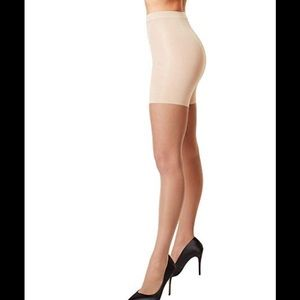 NIB SPANX Firm Believer Sheers in S4 Size C